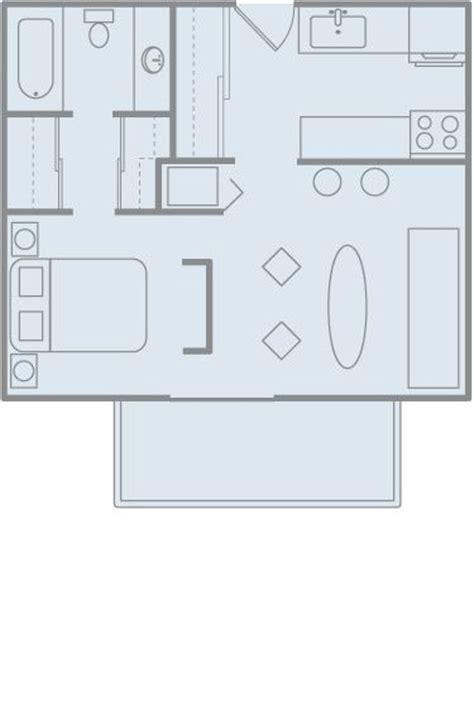 guest house floor plan studio apartment pinterest 287 best small space floor plans images on pinterest