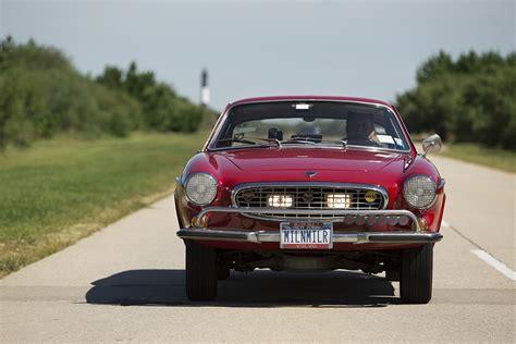 1966 volvo p1800 to traveling 3 million