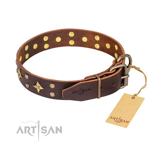 Handcraft Collars - handcrafted collar for sale leather collar buy