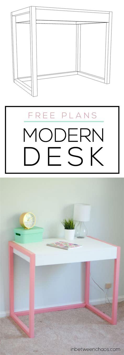 Modern Desk Plans The 25 Best Woodworking Desk Plans Ideas On Pinterest Woodworking Desk Woodworking And