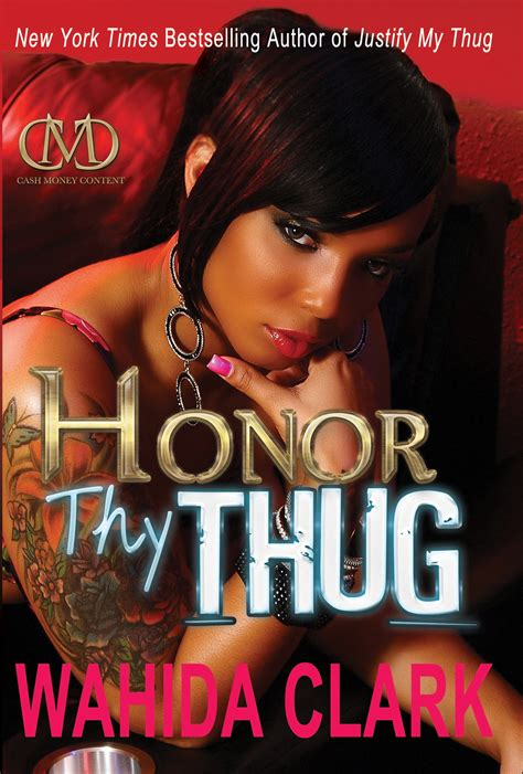 honor thy books honor thy thug book by wahida clark official publisher