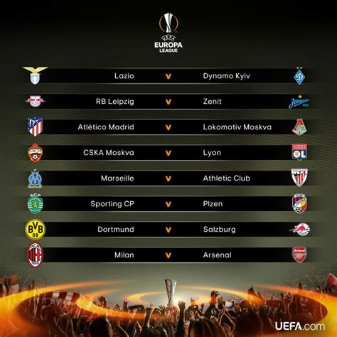 arsenal europa league arsenal vs milan europa league 2018 round of 16 preview