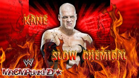 wwe kane theme wwe kane 3rd theme quot slow chemical quot cd quality download