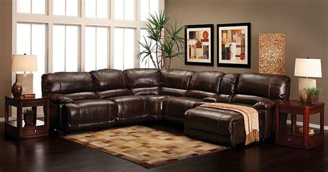 the cloud leather sectional genius the cloud reclining sectional has endless options