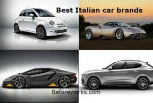 best italian car brands beforeworks