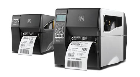 Zebra ZT200 Series Industrial Printers   High Volume Label
