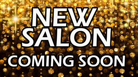 are you opening a new salon or giving your salon design a new salon opening soon pure perfection salons