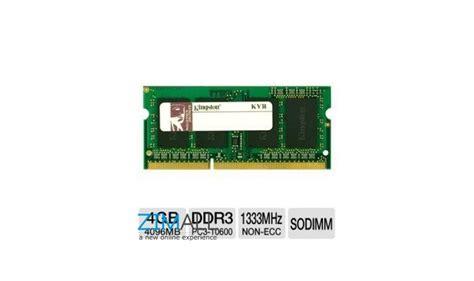 Ram Laptop Ddr3 Kingston kingston 4gb ddr3 laptop ram zimall warehouse zimall s shopping mall