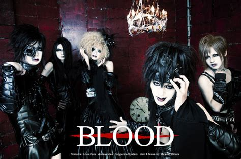 Blood Band blood at anime usa sync japan