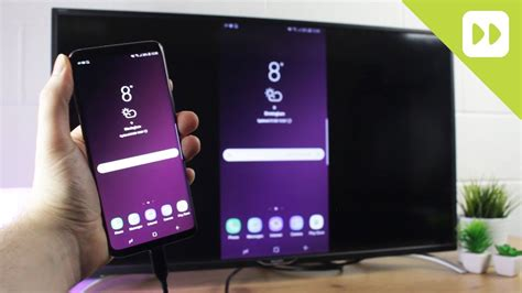 Tv Monitor Polytron by Galaxy S9 S9 Plus How To Connect Via Hdmi To Tv Screen