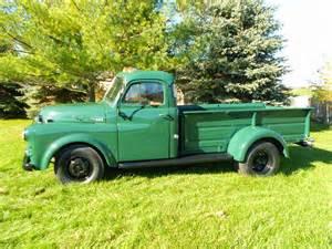 1951 dodge b series dually truck auto