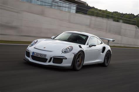 At Porsche 2016 Porsche 911 Gt3 Rs Debuts In Geneva Starts At 176 895