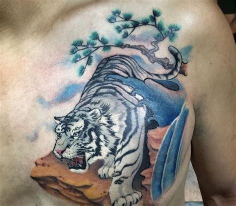 tiger tattoo seine bedeutung und 30 tolle design ideen