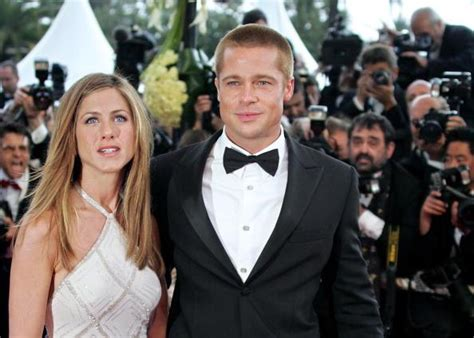 Brad To Jen Dump Your New by Brad Pitt Didn T Dump Aniston For