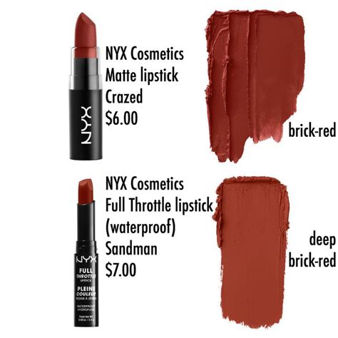 Normal Lipstik Nyx best 20 nyx matte lipsticks ideas on nyx