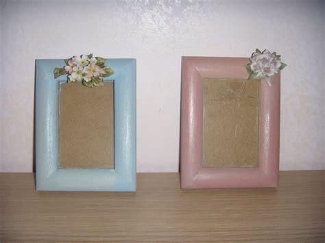 cornici dipinte a mano coppia di cornici in legno dipinte a mano per la casa e