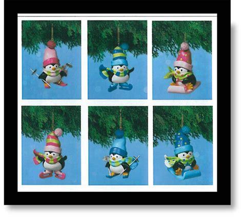 russ berrie decorations russ berrie penguin tree decorations figures ebay