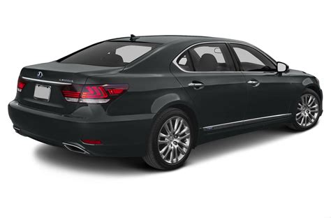 lexus sedan 2013 2013 lexus ls 600h price photos reviews features