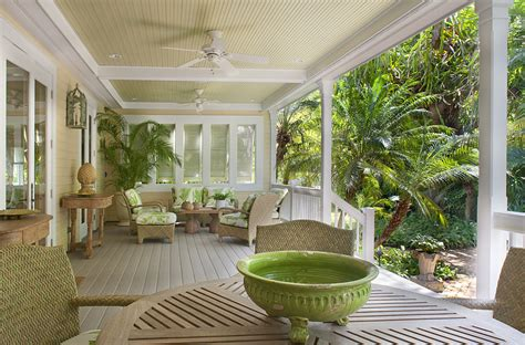key west porch decorated with tropical accessories key summer porch decorating ideas and tips adorable home