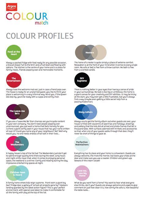 Argos ColourMatch Range   Shell Louise