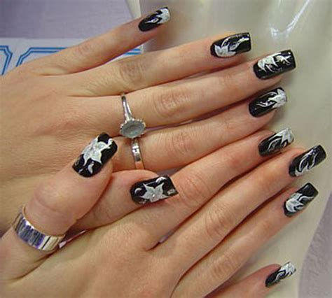 nail design ideas do it yourself nail art designs for a complete unique look ohh my my