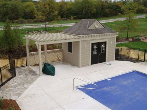 pool shed ideas best 25 pool house shed ideas on pinterest pool shed