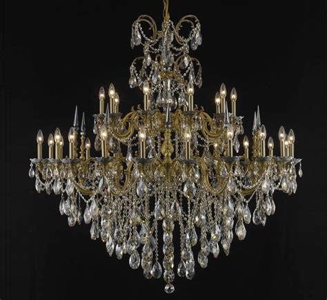 Large Glass Chandeliers Athena Collection Large Brass Chandelier Grand Light