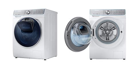 samsung cuts laundry time in half with groundbreaking quickdrive technology samsung global