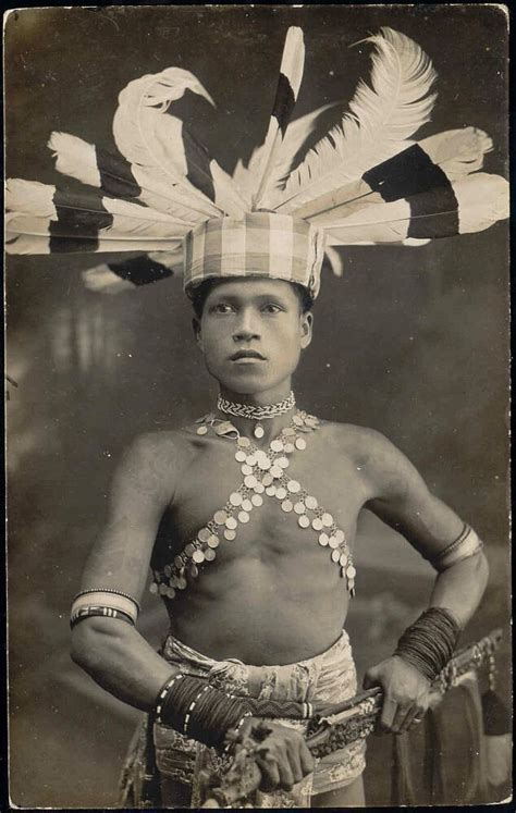 dayak tattoo history 50 best images about old malaysia on pinterest malayan
