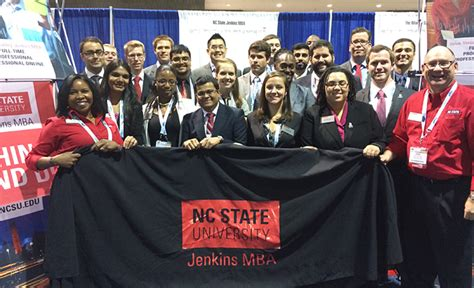 Nc State Mba by Nc State Jenkins Mba Rises In Second Major Ranking This