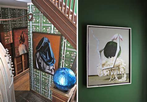 la hutte royal thorsten brinkmann transforms abandoned house into artspace