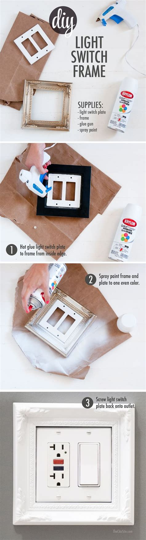 spray painting light switches best 25 paint picture frames ideas on painted