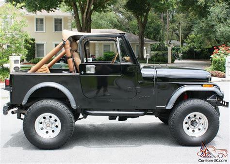 Jeep Ca Rust Free California Florida Vehicle 1985 Jeep Cj7