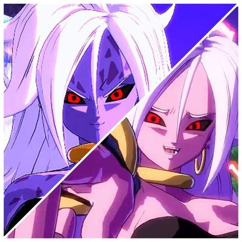 Will Android 21 Be In The Anime welcome android 21 dragonballfightersz anime amino