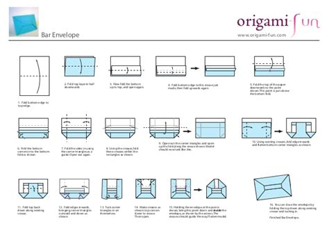 How To Make An Origami Envelope - how to make an origami envelope personalchange info