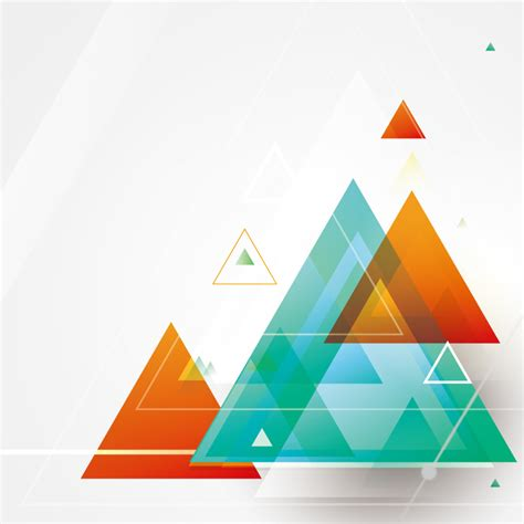 triangle background vector download fantasy triangle background vector free vector graphic