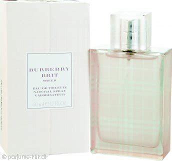 Parfum Burberry Brit Sheer Eau De Toilette Spray 100 Ml Tester burberry brit sheer eau de toilette 50ml spray