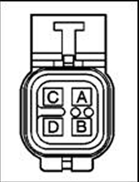 | Repair Guides | Connector Pin Identification | Oxygen