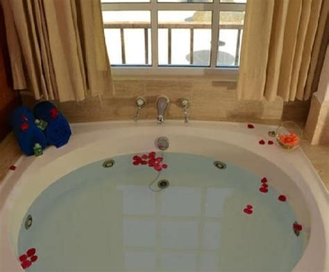 jacuzzi privado en habitacion hoteles con jacuzzi privado en la habitaci 243 n en canc 250 n