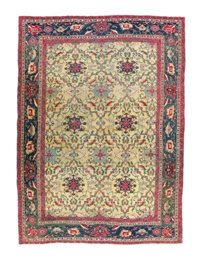 Alexandre Christie 2603 an agra carpet india circa 1890 christie s