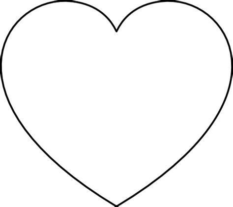 clipart cuore clip clip at clker vector clip