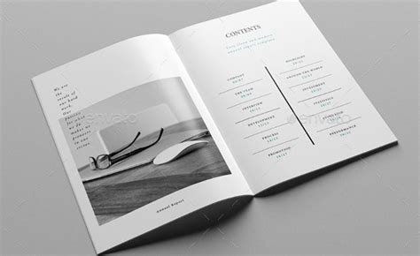 indesign study template doc 600600 annual report cover free vector in adobe