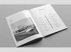 40 Best Corporate InDesign Annual Report Templates | Web ... G Design Letter