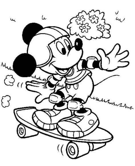mickey mouse baseball coloring pages mickey mouse baseball coloring pages