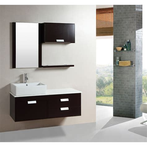 Floating Vanity Bathroom This Floating Bathroom Vanity Set Is An Excellent Way To Add A Dash Of Elegance To Your Decor