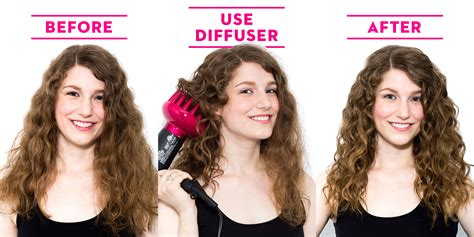Hair Dryer Diffuser Before And After best tips hair makeup and nail tricks you need to