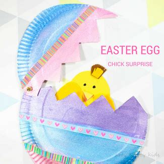 Easter Egg Paper Crafts - arty crafty a creative place for