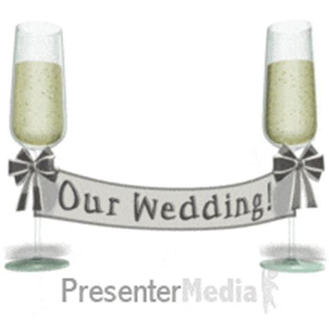 Wedding Powerpoint Animation by Chagne Bubbles Celebration A Holidays And Events