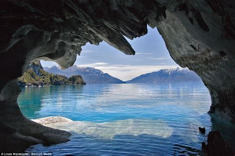 marble caves chile the magnificent marble caves of general carrera lake