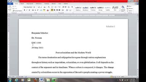 essay format word 2010 microsoft word essay microsoft word essay outline template